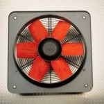 низконапорный осевой вентилятор Vortice MP 404 M (42224)