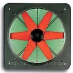 низконапорный осевой вентилятор Vortice E 354 M (40703)