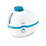 Ультразвуковой увлажнитель воздуха Ballu UHB-100 (белый/голубой)