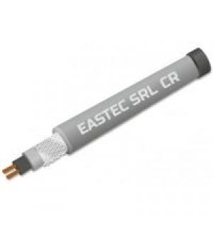 Для трубопроводов, водостоков, резервуаров EASTEC SRL 30-2 CR , M=30W, греющий кабель без оплетки (200м/рул.)
