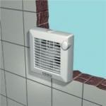 вытяжной осевой вентилятор Vortice M 100/4 AT LL (11232)