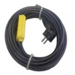 комплект для обогрева трубопровода (25м-400 Вт) EASTEC EK-25